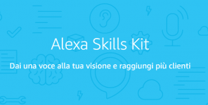 Amazon Alexa Skill Kit