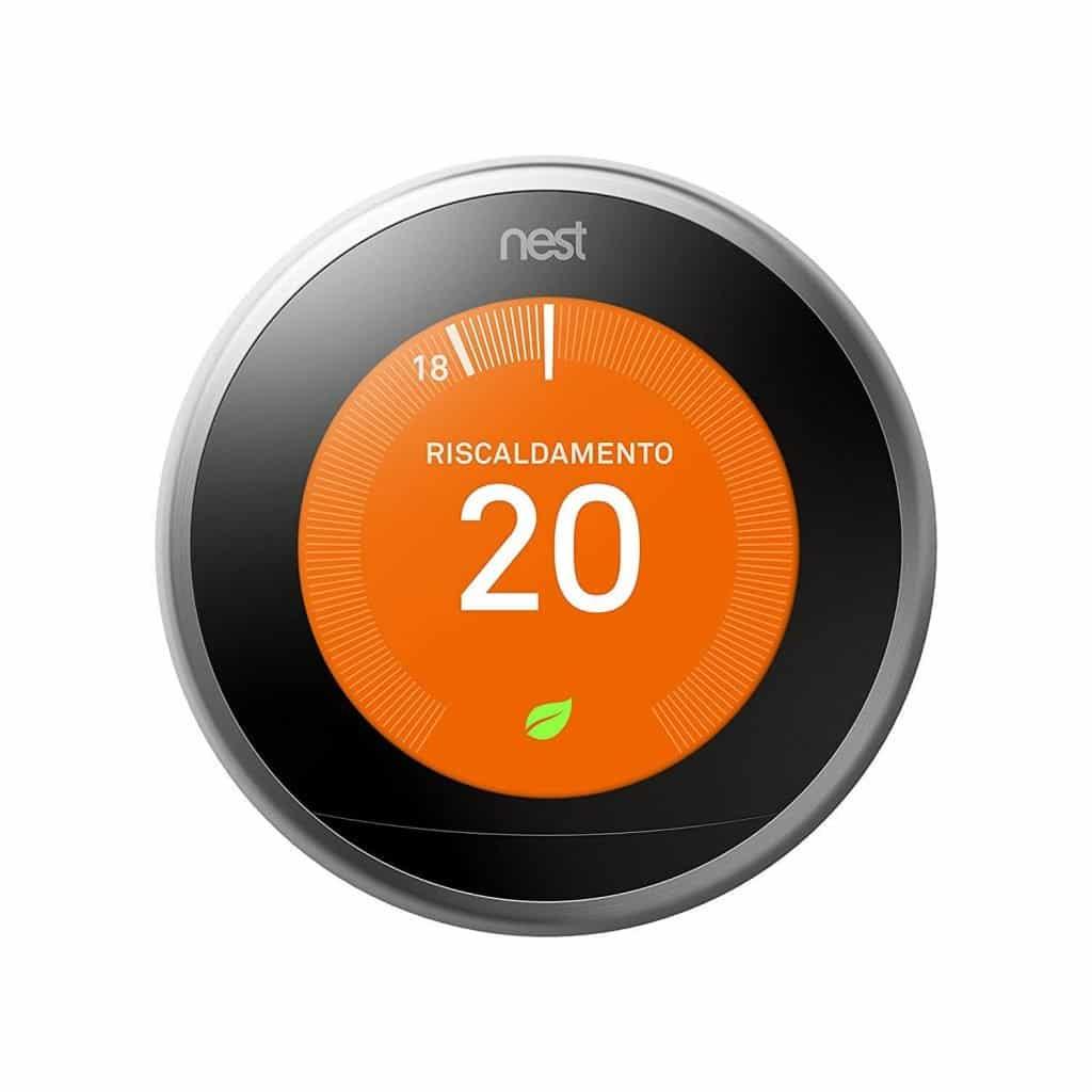 Recensione termostato Nest | Prezzo, opinioni e guida al termostato Google