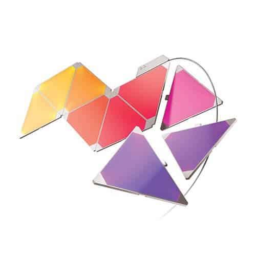 Nanoleaf Aurora Smarter Kit recensione | Le luci che stupiscono
