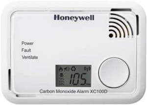 rilevatore co honeywell