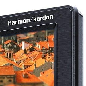 l'audio dei TV sharp è realizzato da harman kardon