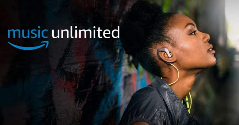 amazon music unlimited cos'è come funziona costo
