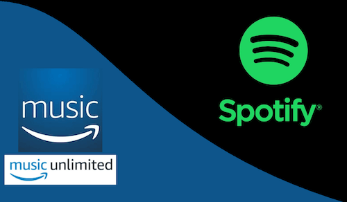 meglio amazon music unlimited o spotify premium differenze