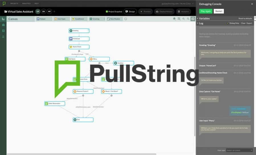 apple acquisisce pullstring