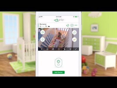 baby monitor wifi app smartphone