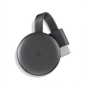 chromecast google home