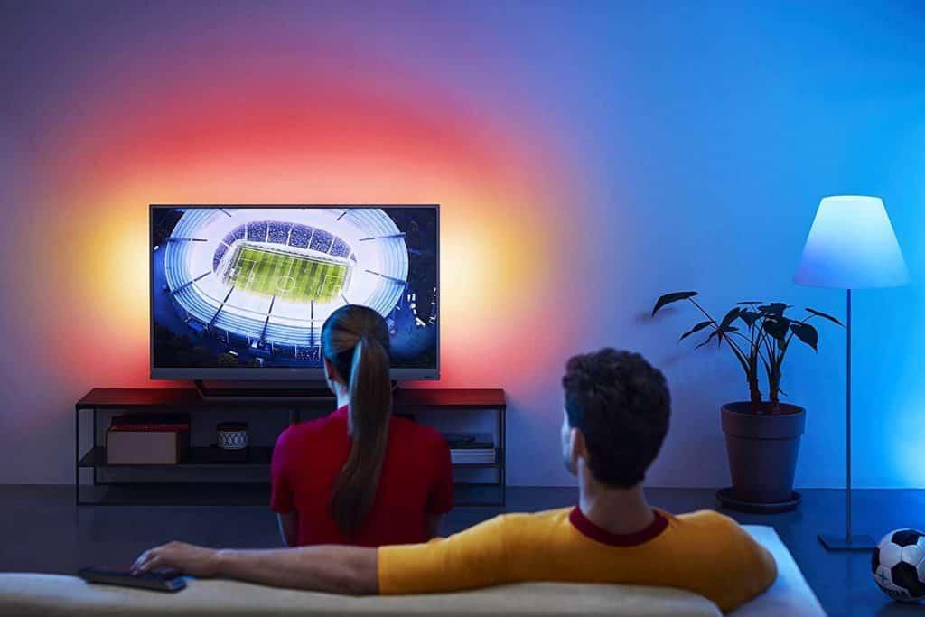 migliori tv 4k | Tecnologia Ambilight