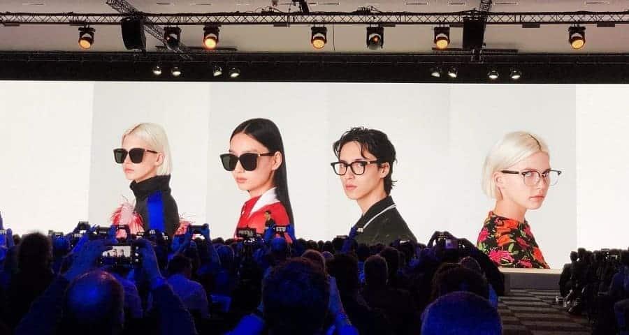 occhiali smart huawei