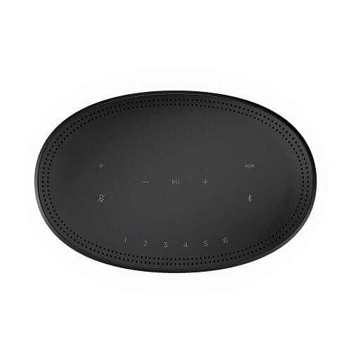 comandi touch bose home speaker
