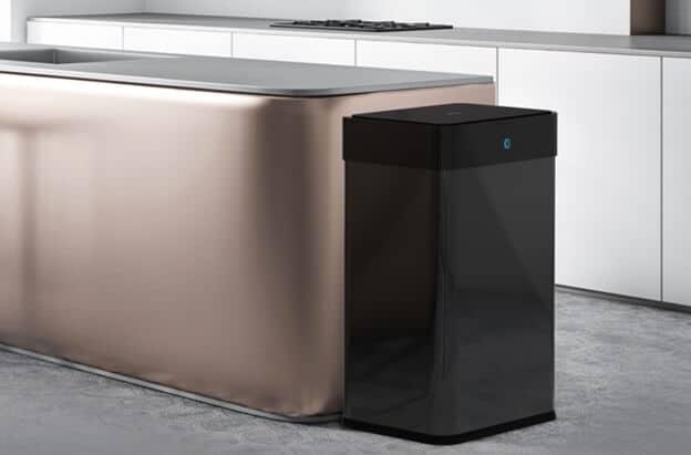 il cestino della spazzatura smart aicool è il più evoluto