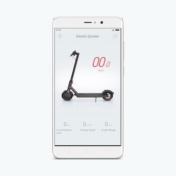 Xiaomi Mi Scooter è un monopattino elettrico completamente smart