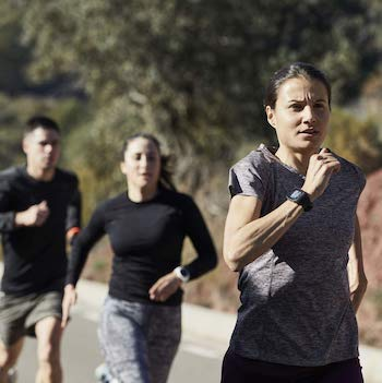 smartwatch per running