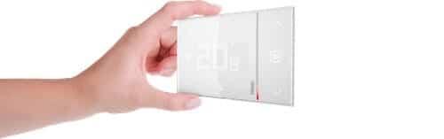 bticino smarther design minimal