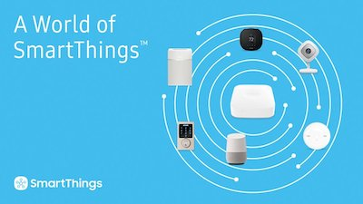 ecosistema smartthings