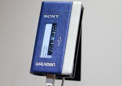 walkmen sony