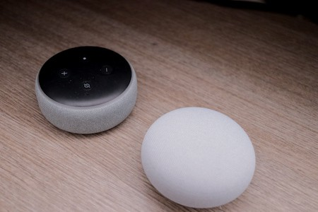differenze amazon echo dot e google nest mini