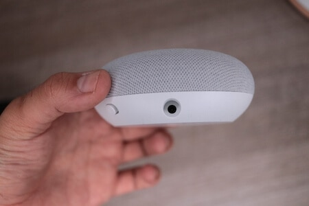 nest mini di google