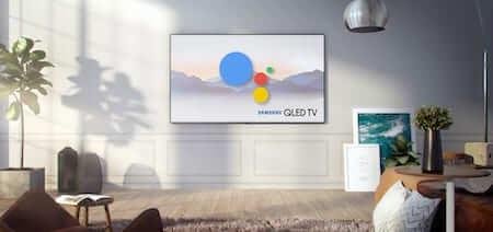 tv compatibili con google home