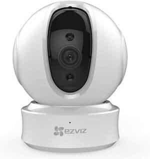 ezviz è tra i migliori marchi di telecamere wifi da interno