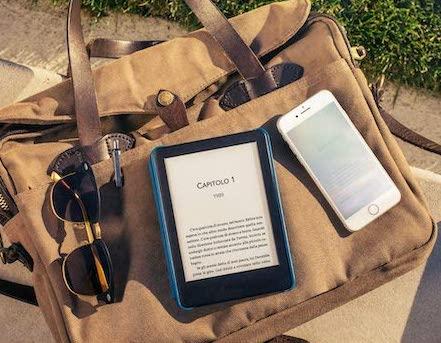 Nuovo Kindle 2019 standard opinioni