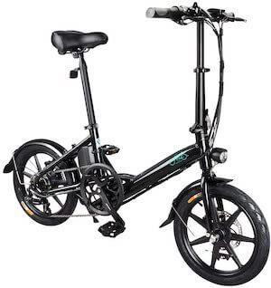 migliore bici elettrica leggerissima ruote piccole