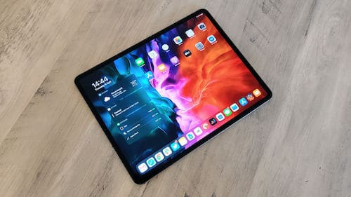 Recensione nuovo iPad Pro: display