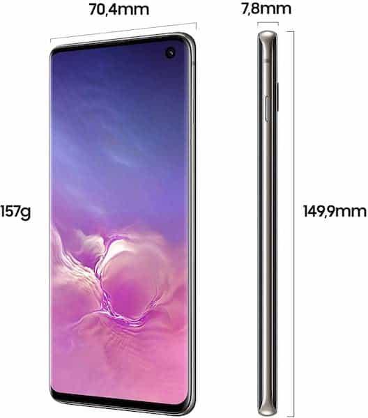 Dimensioni smartphone