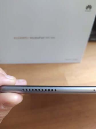 MediaPad M5 Lite tablet
