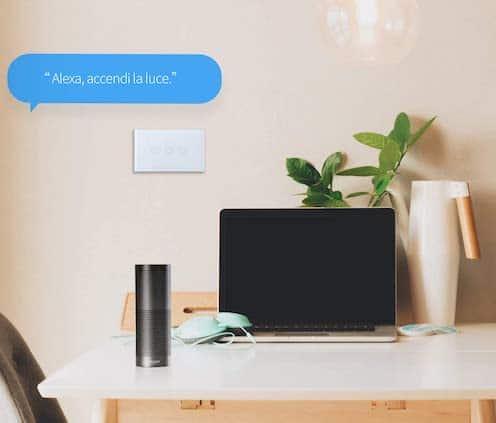 Interruttore WiFi Alexa
