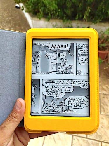Fumetti kobo Nia