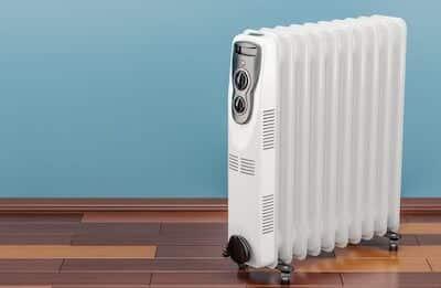stufa elettrica radiatore ad olio