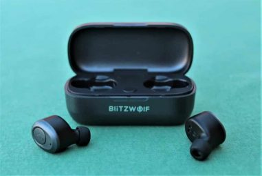 Recensione Blitzwolf BW-FYE4 | Auricolari in-ear wireless