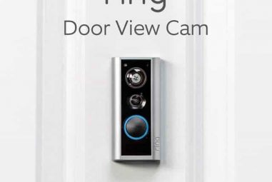 Ring Door View Cam: il nuovo videocitofono WiFi Amazon compatibile con Alexa