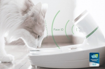 Mookkie | L'italianissima ciotola smart per animali trionfa al CES 2019