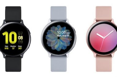 Samsung Galaxy Watch Active 2 adesso disponibile in Italia