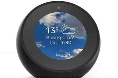 Recensione Amazon Echo Spot: smart display dal design irresistibile