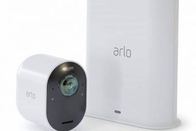 Arlo Ultra: arriva in Italia la telecamera 4K HDR
