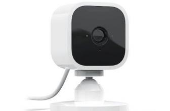 Blink Mini: la versione compatta della videocamera di sicurezza Amazon