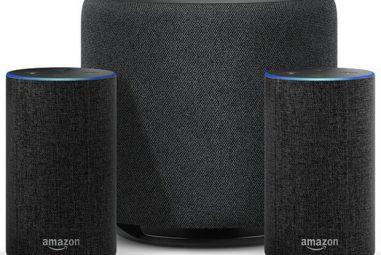 Come creare una coppia stereo con Amazon Echo