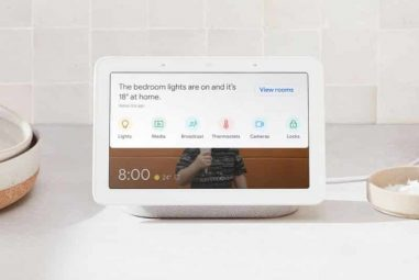 Nest Hub Max | Svelato per errore il nuovo smart display Google