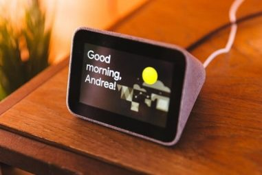 Lenovo Smart Clock | La sveglia con Google Assistant in arrivo