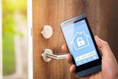 Serrature smart WiFi e Bluetooth: il tuo smartphone è la chiave