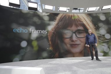 Nuovi Echo in Italia, auricolari ed occhiali Alexa: le novità dell'evento Amazon