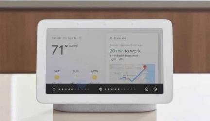 Google Nest Hub: recensione dello smart display per la domotica