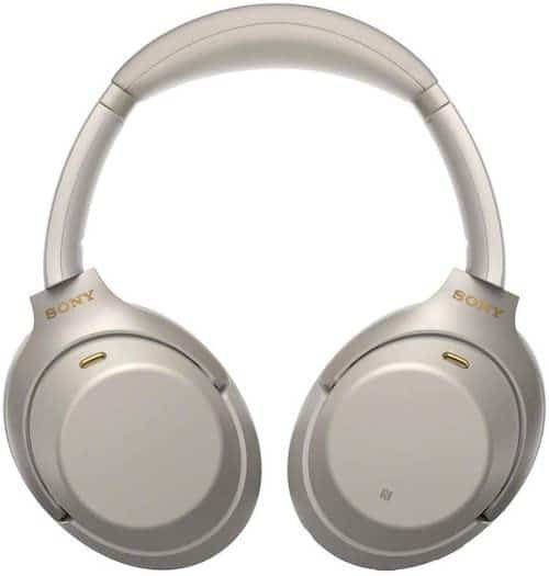 Sony WH 1000XM3 Cuffie Wireless, Over Ear con HD Noise