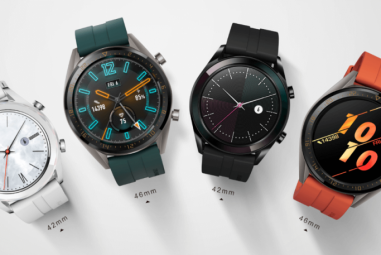 Nuovi smartwatch Huawei Watch GT Active e Elegant da oggi disponibili