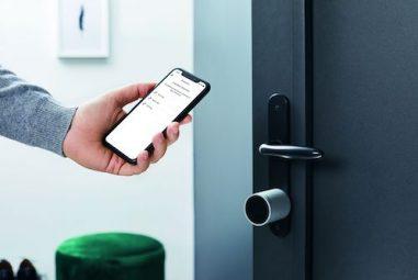 Netatmo: al CES arrivano la serratura e le chiavi intelligenti